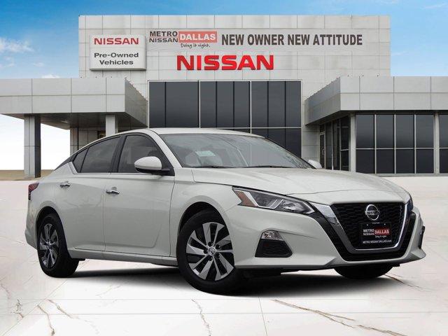 2020 Nissan Altima 2.5 S 2.5 S Sedan Regular Unleaded I-4 2.5 L/152 [2]