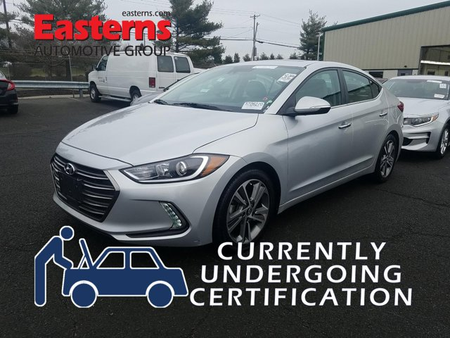 2017 Hyundai Elantra Limited Ultimate 4dr Car