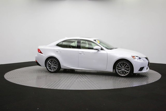 2014 Lexus IS 250 for sale 125127 44