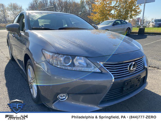 2014 Lexus ES 350  Front Wheel Drive Power Steering ABS 4-Wheel Disc Brakes