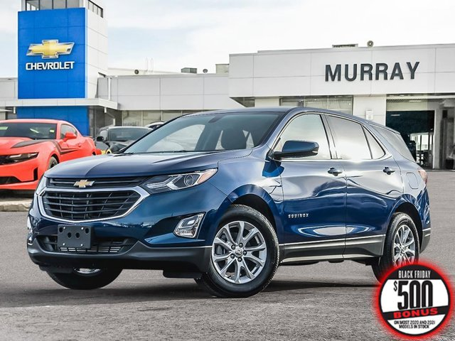 2021 Chevrolet Equinox LT FWD 4dr LT w/1LT Turbocharged Gas I4 1.5L/92 [12]
