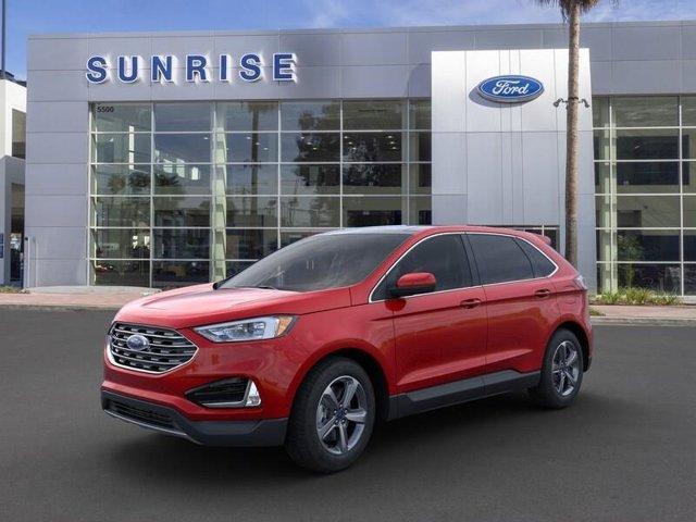 2021 Ford Edge SEL SEL FWD Intercooled Turbo Premium Unleaded I-4 2.0 L/122 [12]