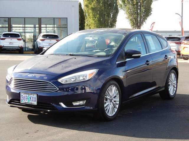 Used 2017 Ford Focus in , OR