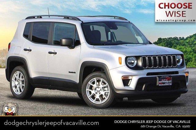 2021 Jeep Renegade Sport Sport FWD *Ltd Avail* Regular Unleaded I-4 2.4 L/144 [16]