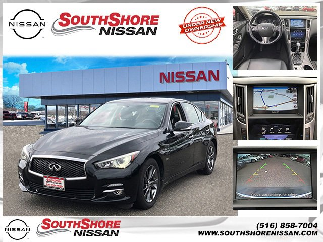 2017 INFINITI Q50 3.0t Signature Edition 3.0t Signature Edition AWD Twin Turbo Premium Unleaded V-6 3.0 L/183 [1]