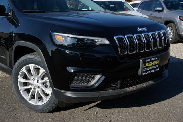 New 2020 Jeep Cherokee Latitude FWD