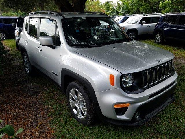 New 2019 Jeep Renegade in Lakeland, FL