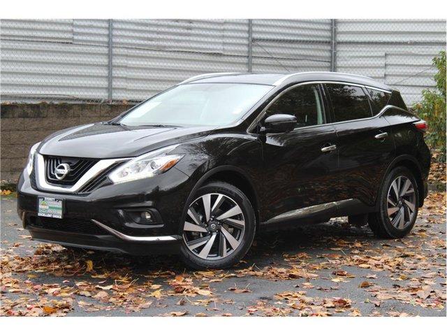 Used 2018 Nissan Murano in Everett, WA