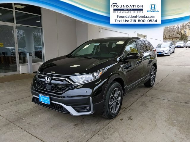 New 2020 Honda CR-V in Cleveland Heights, OH