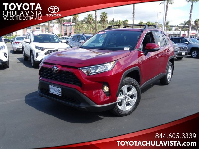 New 2020 Toyota RAV4 in Chula Vista, CA