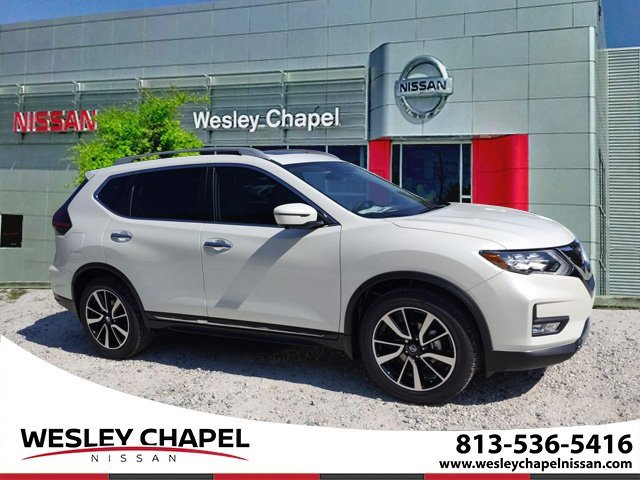 New 2020 Nissan Rogue in Wesley Chapel, FL