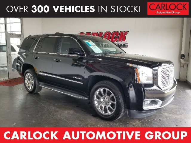 Used 2015 GMC Yukon in Saltillo, MS
