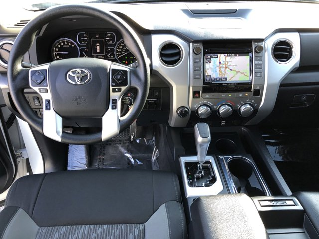Used 2019 Toyota Tundra 4WD SR5 CrewMax 5.5' Bed 5.7L