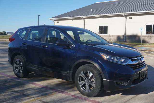 Used 2018 Honda CR-V in Port Arthur, TX