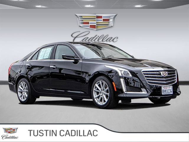 2019 Cadillac CTS Sedan RWD 4dr Sdn 2.0L Turbo RWD Turbocharged Gas I4 2.0L/122 [5]