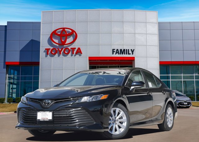 New 2020 Toyota Camry in Arlington, TX