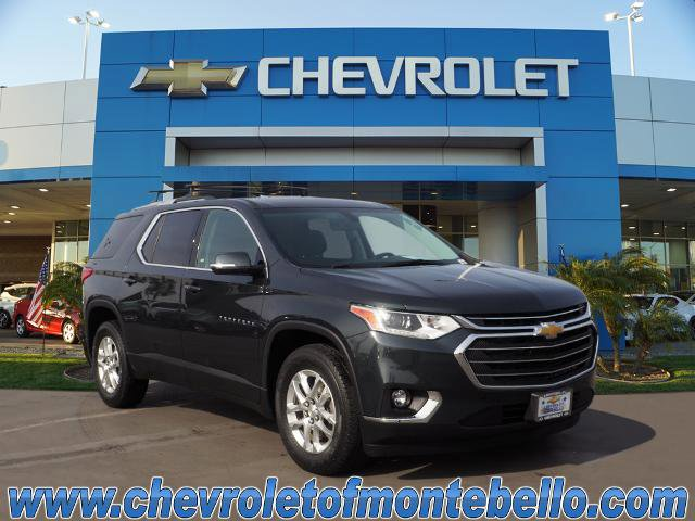 2018 Chevrolet Traverse LT Cloth FWD 4dr LT Cloth w/1LT Gas V6 3.6L/ [1]