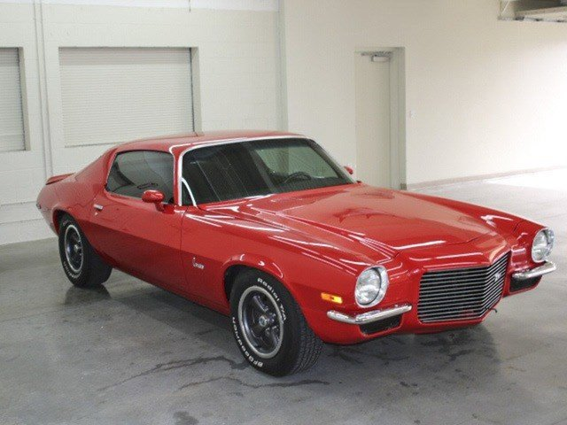 Used 1972 Chevrolet CAMARO