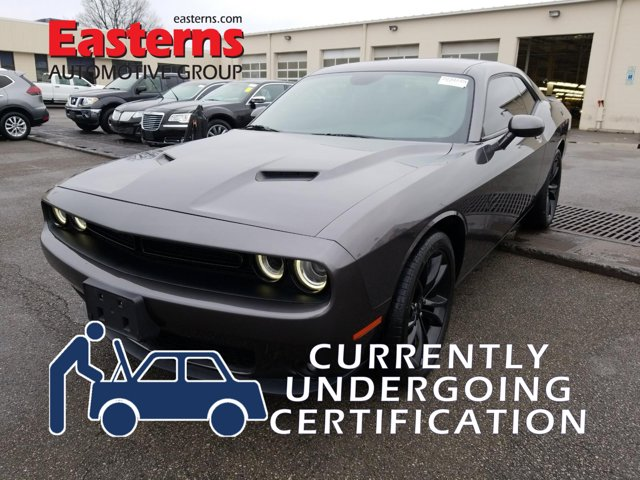 2017 Dodge Challenger SXT Plus Blacktop 2dr Car