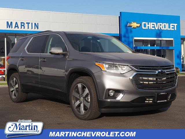 2021 Chevrolet Traverse LT Leather FWD 4dr LT Leather Gas V6 3.6L/217 [4]