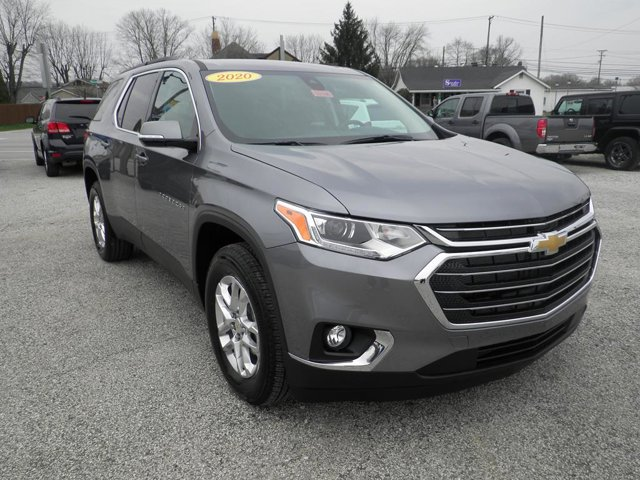 New 2020 Chevrolet Traverse in Bloomington, IN