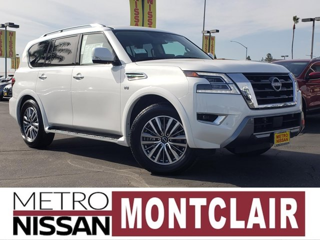 2021 Nissan Armada SV 4x2 SV Regular Unleaded V-8 5.6 L/339 [0]