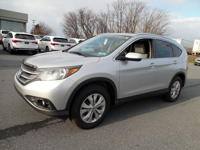 Used 2012 Honda CR-V AWD 5dr EX-L w-RES