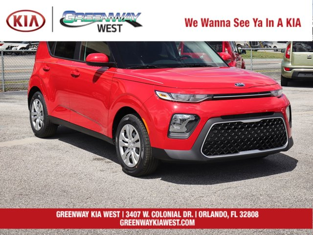 New 2020 KIA Soul in Orlando, FL
