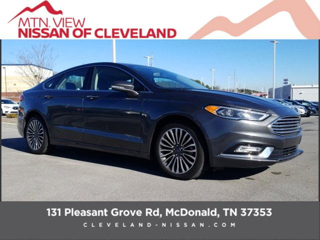 Used 2018 Ford Fusion in McDonald, TN