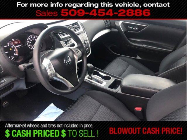 Used 2016 Nissan Altima 2.5 S Sedan 4D