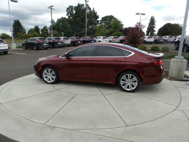 Used 2016 Chrysler 200 4dr Sdn Limited FWD