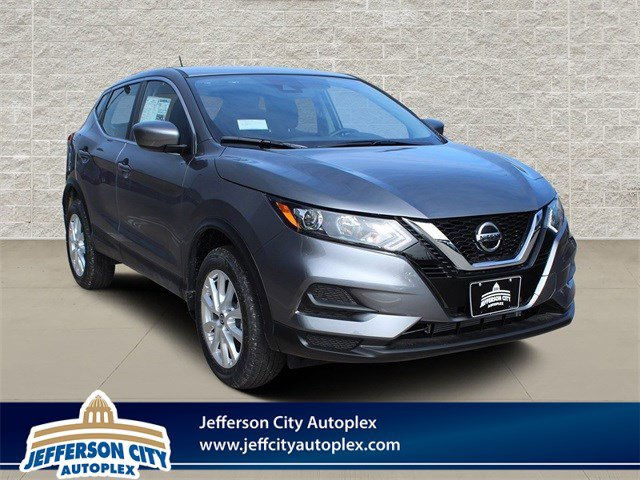 New 2020 Nissan Rogue Sport in Jefferson City, MO