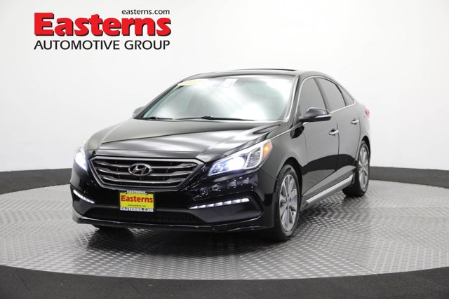 2016 Hyundai Sonata Limited 4dr Car