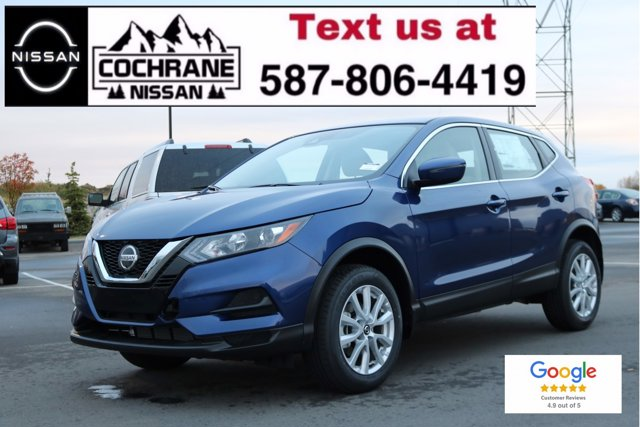 2020 Nissan Qashqai S – Includes Winter Tires and All-Season Mats FWD S CVT Regular Unleaded I-4 2.0 L/122 [12]