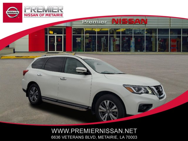 Used 2017 Nissan Pathfinder in , LA