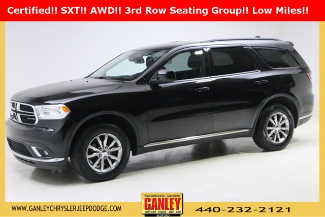 Used 2017 Dodge Durango in Cleveland, OH