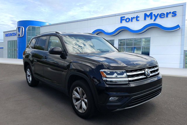 Used 2018 Volkswagen Atlas in Fort Myers, FL