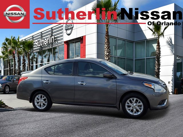 Used 2018 Nissan Versa in Orlando, FL