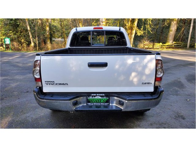 2015 Toyota Tacoma 4x4 Pickup 4D 6 ft