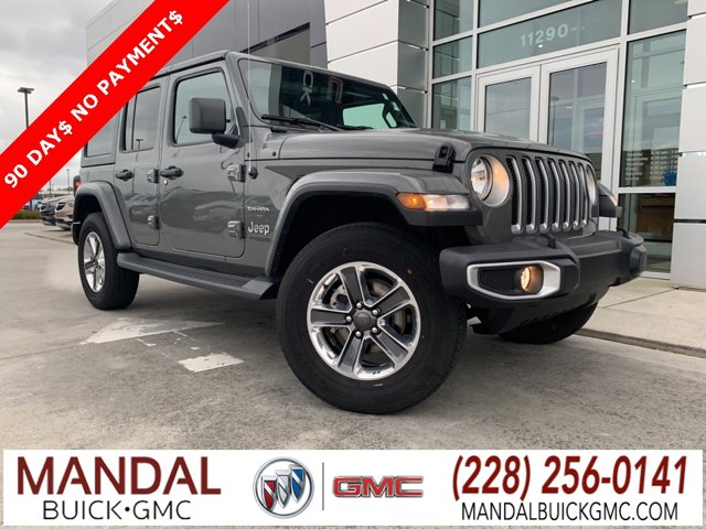 Used 2020 Jeep Wrangler Unlimited in D'Iberville, MS