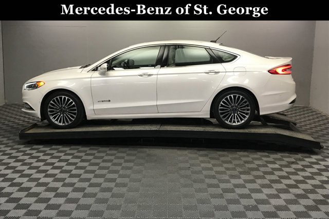 Used 2017 Ford Fusion