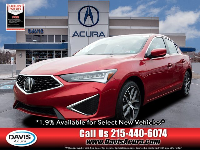 New 2020 Acura ILX in Langhorne, PA