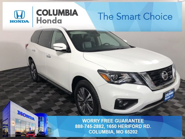 Used 2019 Nissan Pathfinder in Columbia, MO