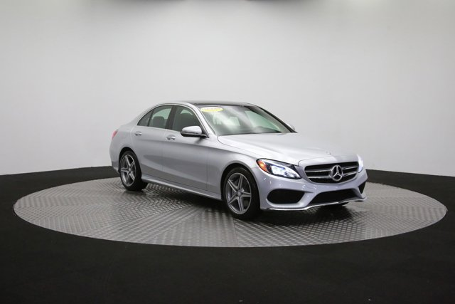 2016 Mercedes-Benz C-Class for sale 124011 45