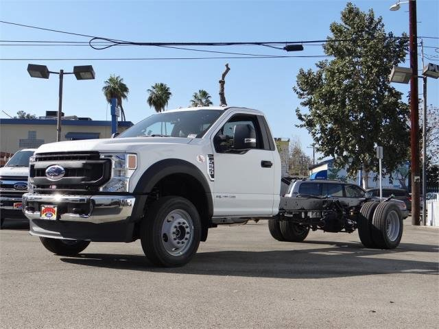 2020 Ford Super Duty F-550 DRW XL  Intercooled Turbo Diesel V-8 6.7 L/406 [3]