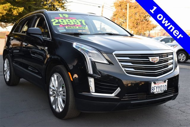Used 2019 Cadillac XT5 in Watsonville, CA