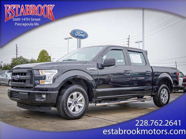 Used 2015 Ford F-150 in Pascagoula, MS
