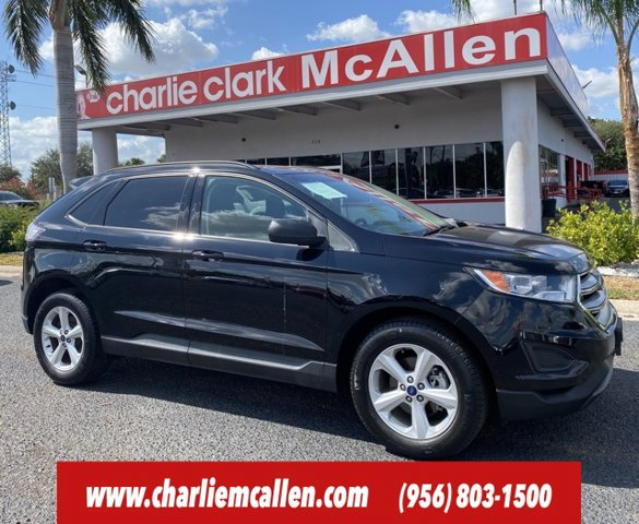 2018 Ford Edge SE SE FWD Intercooled Turbo Premium Unleaded I-4 2.0 L/122 [4]