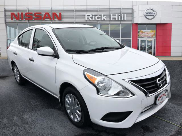 Used 2018 Nissan Versa in Dyersburg, TN
