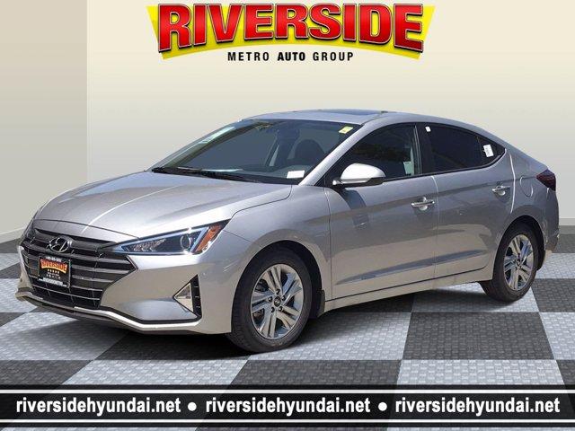 2020 Hyundai Elantra Value Edition Value Edition IVT SULEV Regular Unleaded I-4 2.0 L/122 [12]